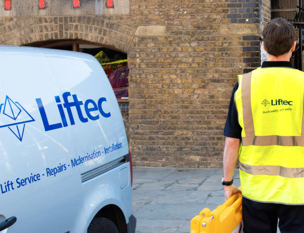 Liftec's 100% commitment to safety