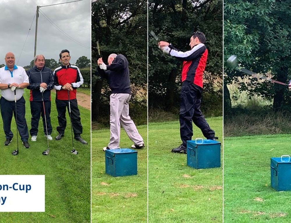 Crack-on-Cup Golf Day with Liftec
